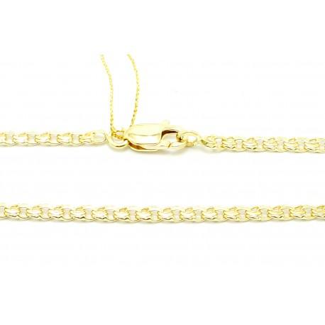 Łańcuszek z żółtego złota