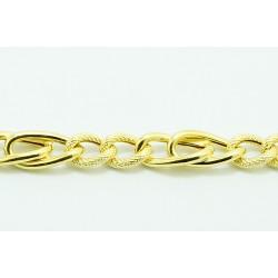 Bransoleta z żółtego złota
